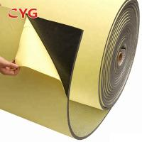 China Rubber Fire Proof Polyethylene Foam Heat Insulation Roll Xpe / Ixpe With Alu on sale