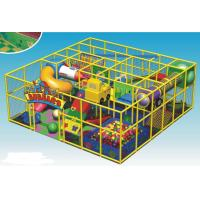Wholesale Indoor Playgrounds LJ-0202 from china suppliers