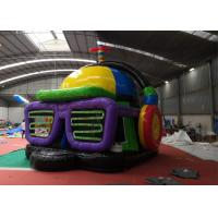 Wholesale Headset Dazzle Gorgeous Blow Up Jump House For Sports Arenas 3 Years Warrenty from china suppliers