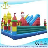 Quality Hansel Commercial Grade Inflatable Animal Slide For Kids In Whosale Price for sale