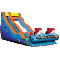 Wholesale Big Kahuna Water Slide 34'L x 15'W x 20'H from china suppliers