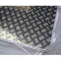 Wholesale Anti -  Pollutant Diamond Tread Aluminum Sheet , Aluminium Chequer Plate Sheet  from china suppliers