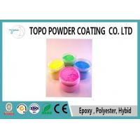 Wholesale RAL 2002 Vermilion Polyester Powder , Super Durable Polyester Powder Coating from china suppliers