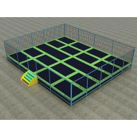 Wholesale theme park kids indoor trampoline children active trampoline jumping area equipment from china suppliers