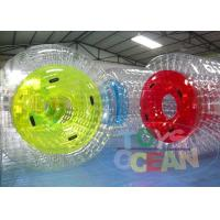 Wholesale Clear Human Inflatable Bumper Bubble Ball / Full Body Bumper Balls For Kids from china suppliers