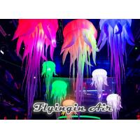 Wholesale Hot Sale Hanging 3m Height Inflatable Jellyfish with Led Light for Sale from china suppliers