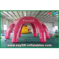 PVC Outdoor Giant Inflatable Spide Tent  for Advertising with Full Print
