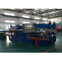 Buy cheap Durable Rubber Vulcanizing Equipment / Rubber Vulcanization Molding Machine from wholesalers