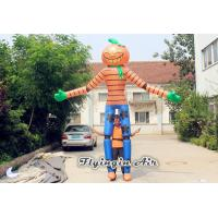 Wholesale Halloween Inflatable Costume, Inflatable Pumpkin Marionette for Parade from china suppliers