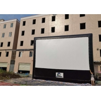 Wholesale 29 ft Large Inflatable Movie Screen / Inflatable Cinema Screen For Drive In Car from china suppliers