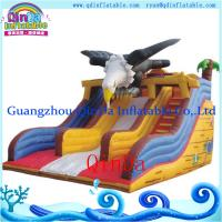 Inflatable Slide/ Inflatable Water Sport Toys Inflatable Wet Slide, Water Slide