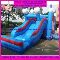 Wholesale PVC Inflatable Water Slide Indoor Playground Inflatable Slide from china suppliers