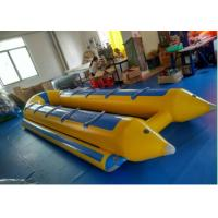 Wholesale Aqua Sports Inflatable Banana Boat 5.3m*3m Blow Up Water Game Tube from china suppliers