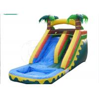 Wholesale Funny Jumbo Blow Up Water Slide  0.55mm PVC Material Unique Design from china suppliers
