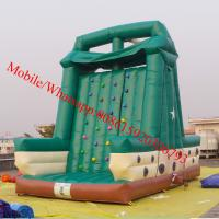 Wholesale Inflatable rock climbing wall for sale from china suppliers