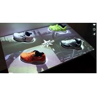 Wholesale Shoe Shop Interactive Showcase Exhibit Management System Integrating Video Advertising from china suppliers