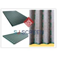 Buy cheap 1050 X 695 Mm Stainless Steel Screen Mesh Sand Vibrating Screen Good Performance from wholesalers