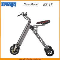 Wholesale Reliable Folding Electric 3 Wheel Bike , Adult Mini Folding Electric Bike from china suppliers
