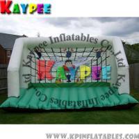 Wholesale Inflatable football shoot,football goal,inflatable sport game KSP021-13' x 19' from china suppliers