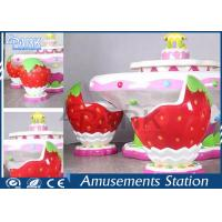 Wholesale Kids Indoor Playground Equipment Amusement Game Machines Strawberry Sand Table from china suppliers