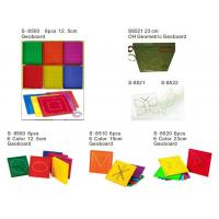 Wholesale Educational Toys, Math Geo Board, Teaching Aid, Geoboard (S-8500) from china suppliers