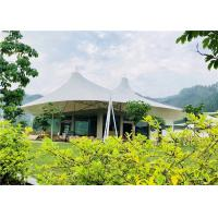 Buy cheap Double Pagoda UV Protection Fabric High Mountain Tent Hotel Tent Resort from wholesalers
