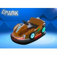 Wholesale Attractive And Exciting Floor Kids Bumper Car With Programmable Breath Lights from china suppliers