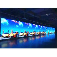 Wholesale Indoor P3.91mm LED Video Screen Rental , Big Led Backstage Screen For Hire from china suppliers