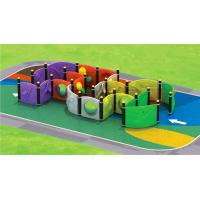 Wholesale School Playground Kids Climbing Wall for Shopping Mall and Square A-17302 from china suppliers