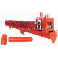 Wholesale Red Color Smart Sheet Metal Forming Equipment With High Capacity Manual Uncoiler from china suppliers