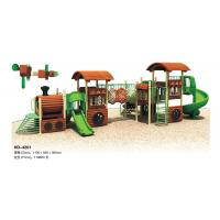Wholesale Colorful Kids Outdoor Playground Combined Slides Park for Sale The Super Fun Combined Kids Indoor Amusement Park from china suppliers
