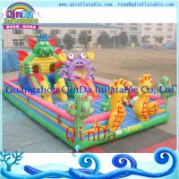 Wholesale Inflatable bouncer in inflatable castle /slide combo inflatables/inflatable jumping bouncr from china suppliers