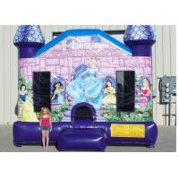 China Durable Disney Princess 5 In 1 Combo Bouncer  Lead - Free Customized Design on sale