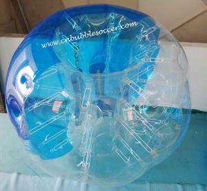 Wholesale PVC/TPU human bubble ball,bubble football,bubble ball for football from china suppliers