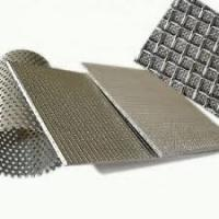 Quality 80 Microns Sintered Stainless Steel Sheet Heat / Corrosion Resistant 5 - 7 Layers for sale
