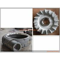 Wholesale Aier Slurry Pump Parts Centrifugal Pump Impeller Anti Wear A05 / A49 / Cr26 / Cr27 Material from china suppliers
