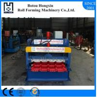 Wholesale Professional Tile Roll Forming Machine, Automatic Roof Tile Roll Forming Machine from china suppliers