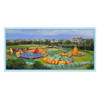 Wholesale Giant Inflatable Water Equipment Park for Sale (CY-M2145) from china suppliers