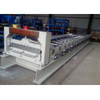 Wholesale Self Lock Standing Seam Roll Forming Machine Joint hidden for Construction from china suppliers