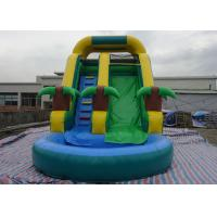 Wholesale Amusement Inflatable Water Slide PVC Tarpaulin For Kids Fun Inflatable Water Park For Kids from china suppliers