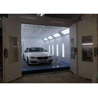 Wholesale Inner Ramps 6.9M Garage Paint Booth Diesel Burner Heating Energy Saving from china suppliers