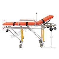 Wholesale Emergency Rescue Aluminum Alloy Ambulance Stretcher Cot For Fire Fighting from china suppliers