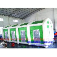 China 12x6m PVC Airtight Inflatable Air Tent for Outdoor event with Air Pump on sale