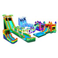 Wholesale New Commercial Water Slide For Sale from china suppliers