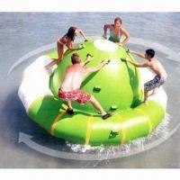 Wholesale Inflatable Water Saturn, Customized Colors/Sizes are Accepted, OEM Orders are Welcome from china suppliers