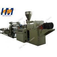 China 100KW Plastic Sheet Extrusion Line , 380V Plastic Plate Extrusion Line on sale