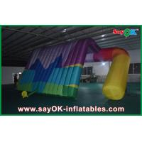 Wholesale Outdoor Advertising Air Inflatable Tent Printed Logo High Tear Strength from china suppliers