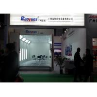 Wholesale Turbo Fan Standard Auto Paint Spray Booth High Efficiency For Garage Usage from china suppliers