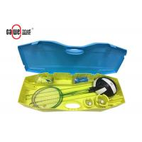 Movable Tennis Badminton And Volleyball Set, Heavy Duty Badminton Set With Net