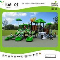 Wholesale Jungle Series Outdoor Playground for Children (KQ10020A) from china suppliers
